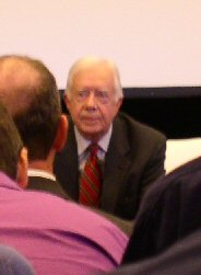 A conversation with Jimmy Carter