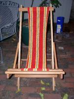 Annie Modesitt Sling Chair