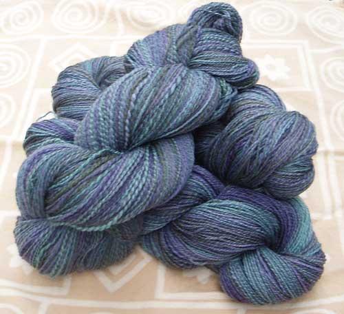 Lorna's Laces Purple Iris